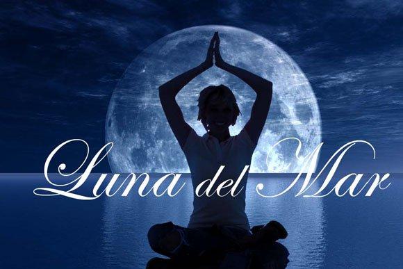 bluemoon logo, Luna Del Mar, Kaibo, Cayman Islands